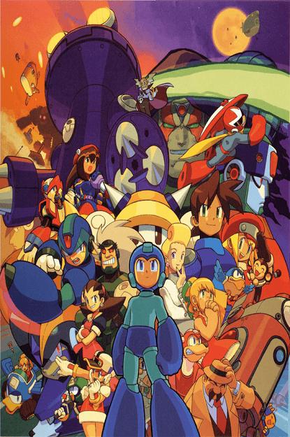 Lightning Reviews: Mega Man Series Part 2