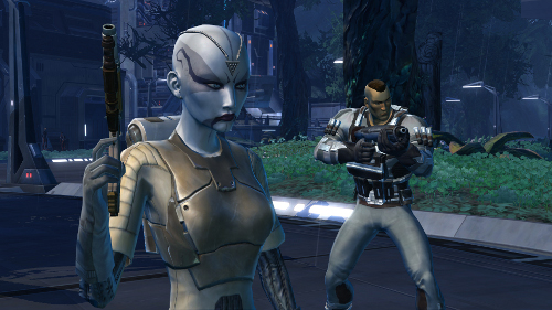 Preview: Star Wars: The Old Republic