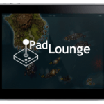 iPad Lounge – Crimson, Steam Pirates