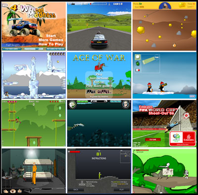 Free flash games