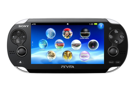 Vita sells 325,000 at launch