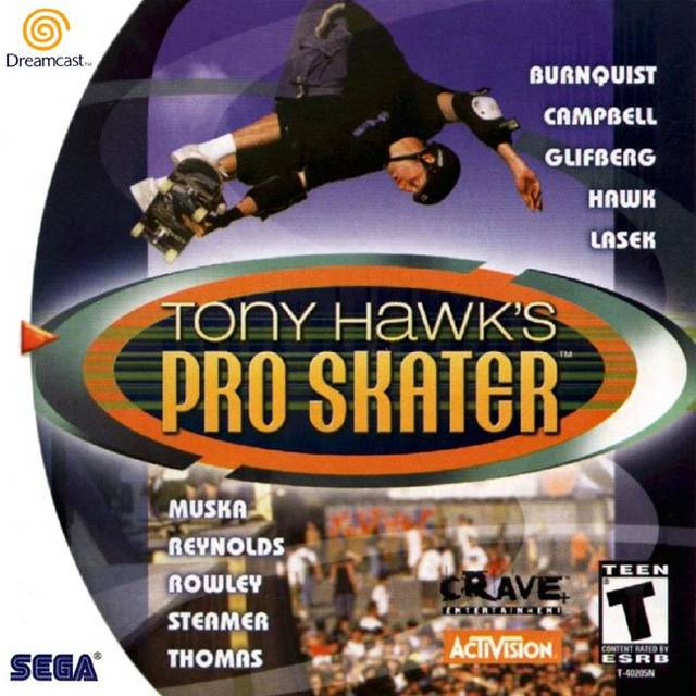VGAs: Tony Hawk Pro Skater HD Coming This Summer