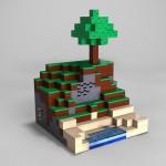 Minecraft and Legos?