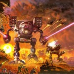 Where have all the mech games gone?