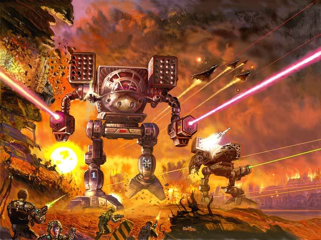 Where have all the good mech games gone?