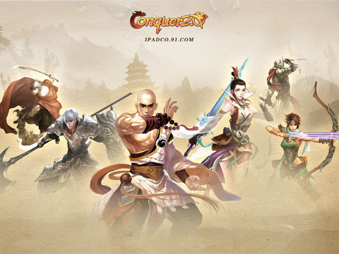 Conquer Online Comes to the iPad