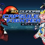 SD Gundam Capsule Fighter Online Review!
