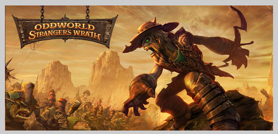 Release Date for Oddworld: Stranger's Wrath HD