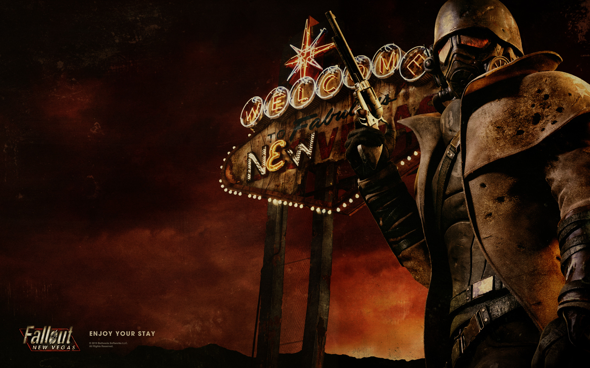 Fallout new vegas can you get unbanned from a casino
