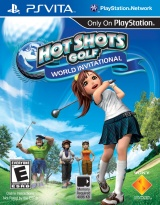 Quick Review: Hot Shots Golf: World Invitational