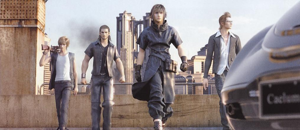 How The Final Fantasy XV: Episode Duscae Demo Changed My Opinion On Its All-Male Cast