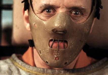 10 Hannibal Lecter