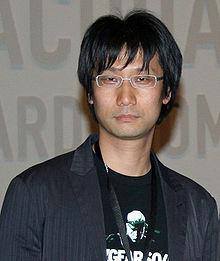 3 – Hideo Kojima