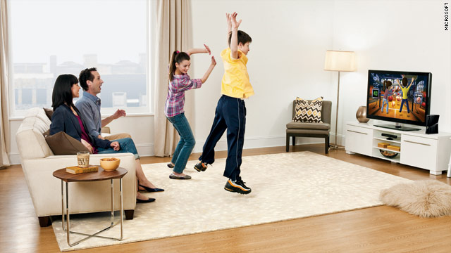 kinect_family