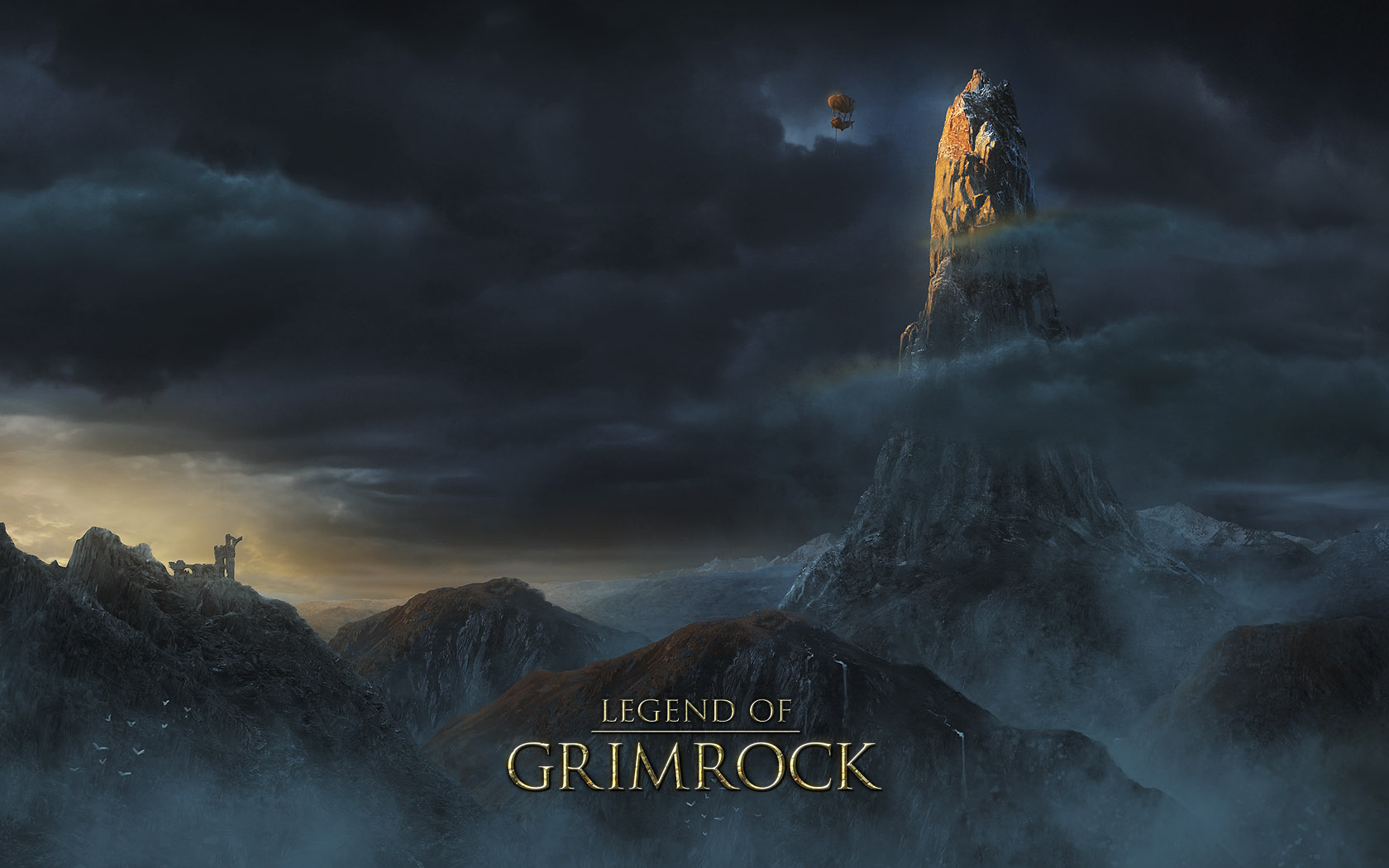legend_of_grimrock_1650x1050_mountain_wallpaper