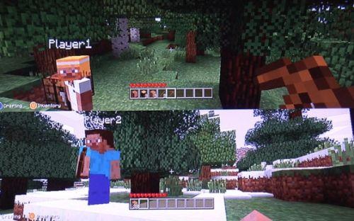 Как обновить Minecraft для версии Xbox 360