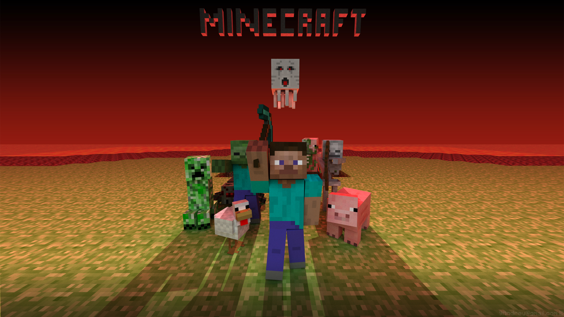 Minecraft: PC vs. Xbox 360