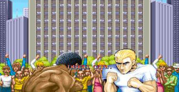 street fighter 2 intro