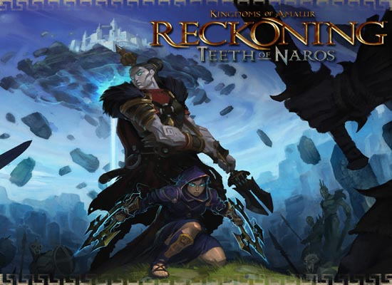 Kingdoms of Amalur: Reckoning Teeth of Naros DLC Review