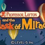 Level-5 Acquires New Professor Layton Trademark