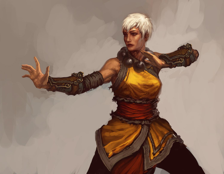 Monk Nerfed – Diablo 3