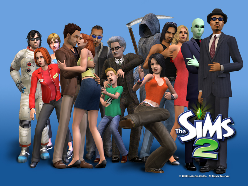 Sims 2 crfxfnm 25 фотография