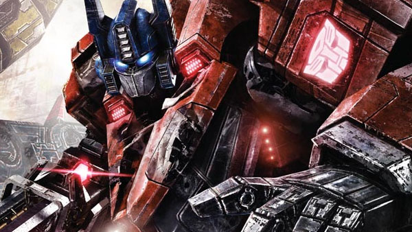 Transformers: Fall of Cybertron pre-order incentives