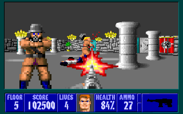 Happy 20th Birthday, Wolfenstein 3D