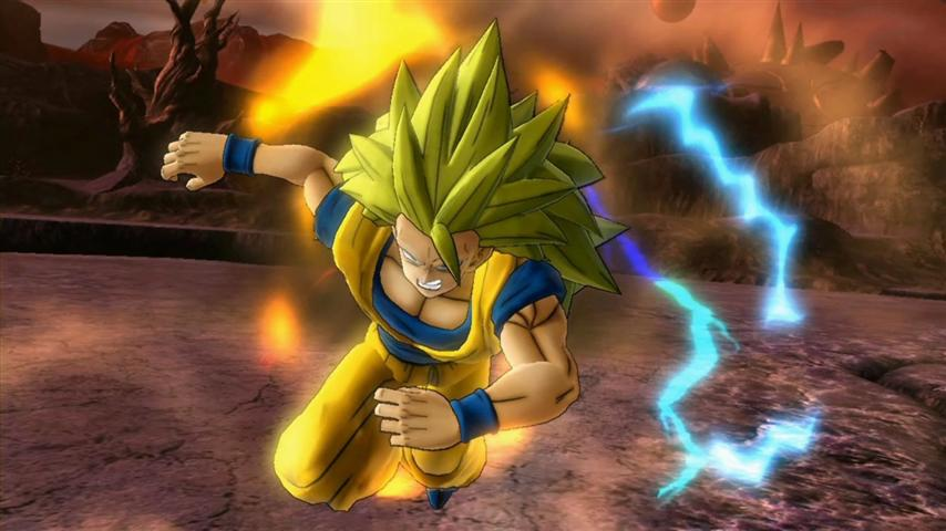 Dragon Ball: Sparking Omega Announced for this Winter