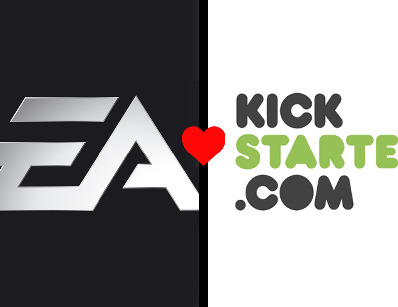 EA Giving Love To Crowd Sourced Indie Games