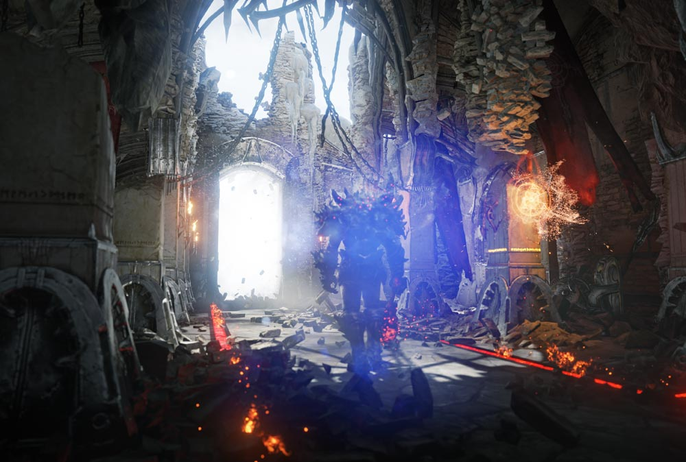 Amazing Unreal Engine 4 Screenshots
