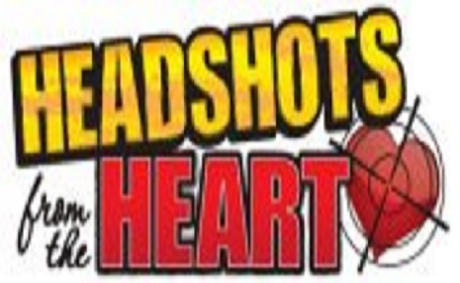 Headshots From The Heart Starts This Saturday