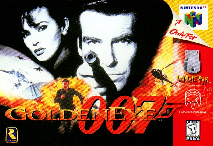 Multiplayer, Narrative, and GoldenEye