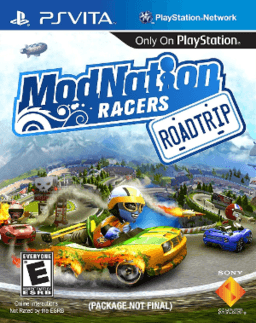 Mod Nation Racers Road Trip