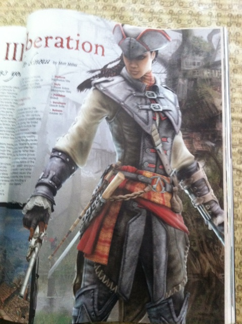 Assassin's Creed 3: Liberation Revealed
