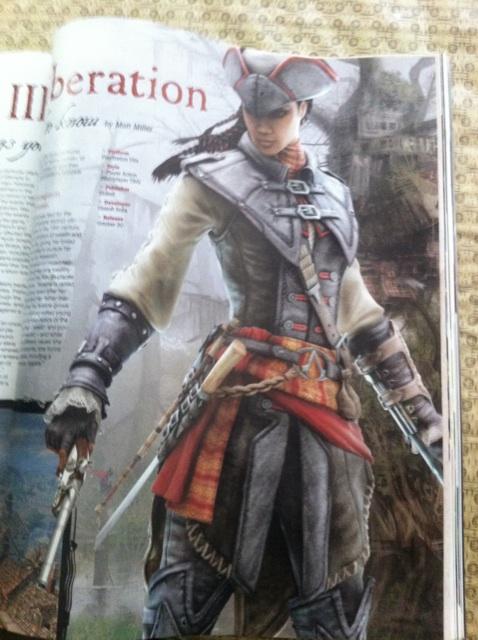 Assassin's Creed 3: Liberation (I)