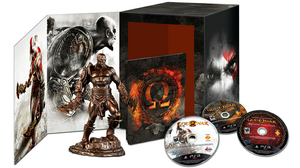Say hello to the God of War: Omega Collection