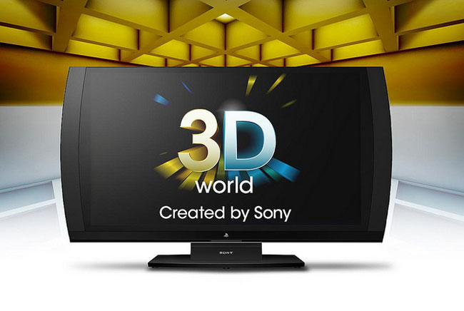 Sony: 3D Gaming Moving into 'Mature Phase'