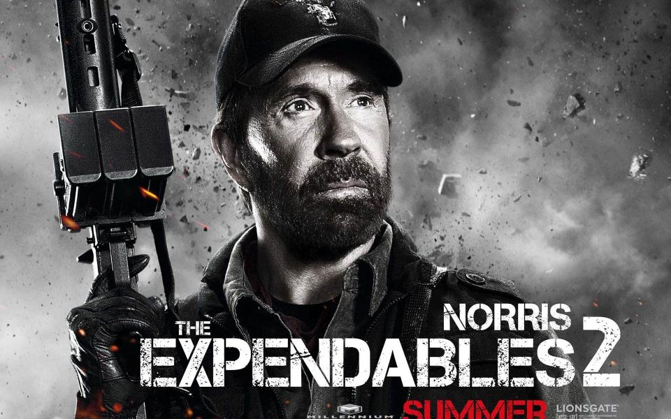 The Expendables 2 game coming from Ubisoft?