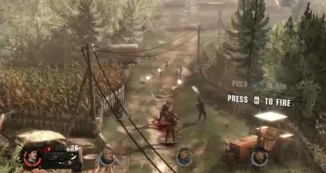 The Expendables 2 Video Game announced by Ubisoft