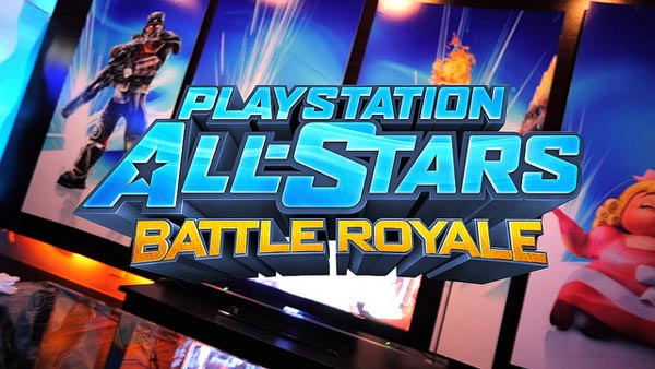 PlayStation All-Stars Battle Royale Announced for the Vita and Cross Platform Play