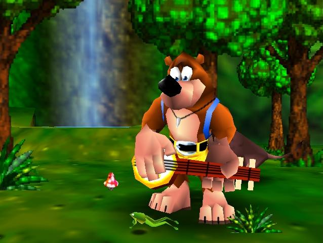 Down Memory Lane: The Greatest Games of the Nintendo 64