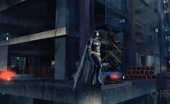 The Dark Knight Rises mobile game coming to iOS and Android