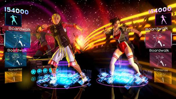 Usher Shows Off Dance Central 3 At E3