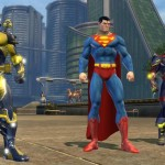 DC Universe Update, PvP Map