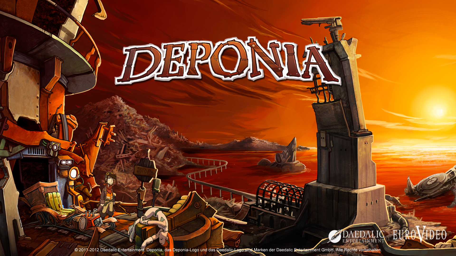 Deponia: Free Public Demo Available Now