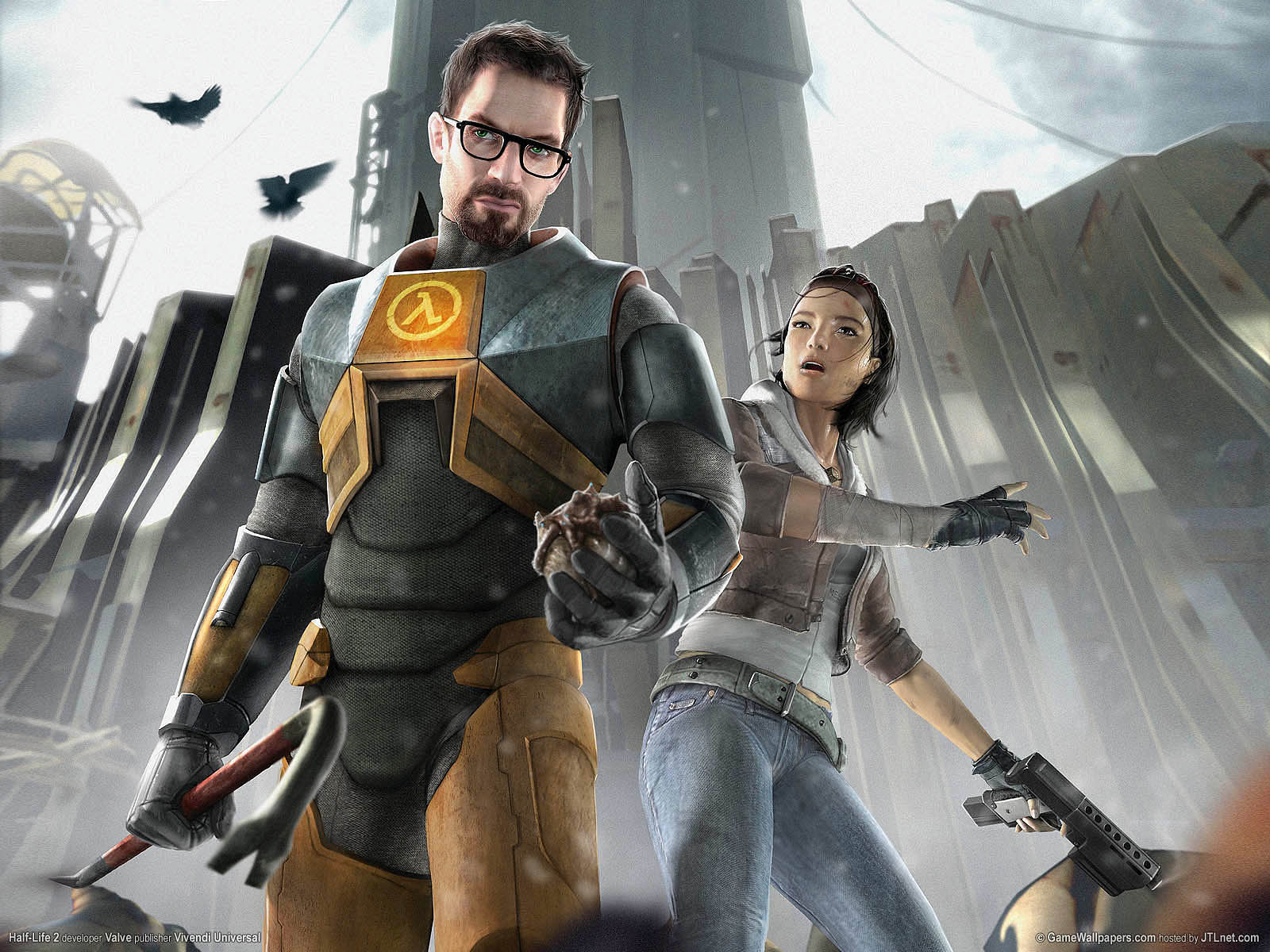 Half Life 2: Episode 3 Concept Art Leaked?