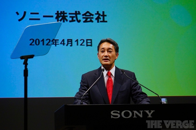 Kaz Hirai Steps Down From Sony Computer Entertainment