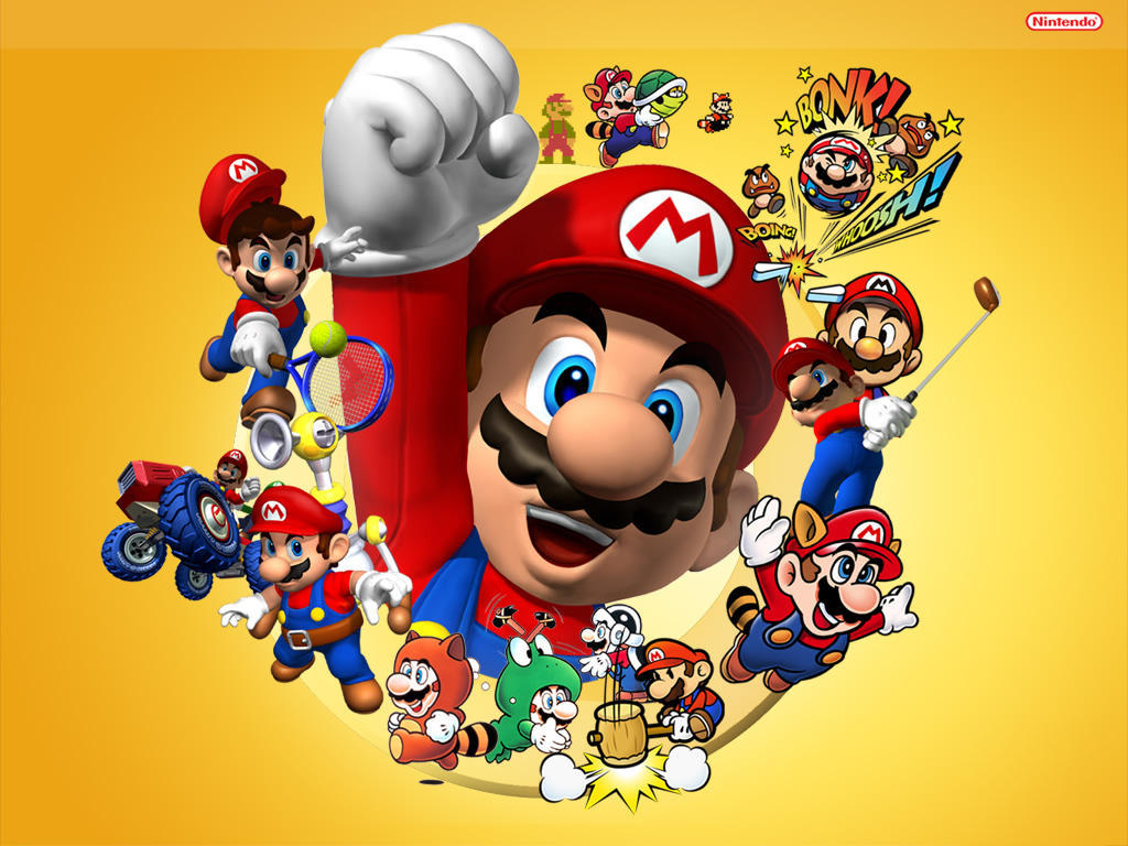 New Super Mario Bros. U Shown Off At E3