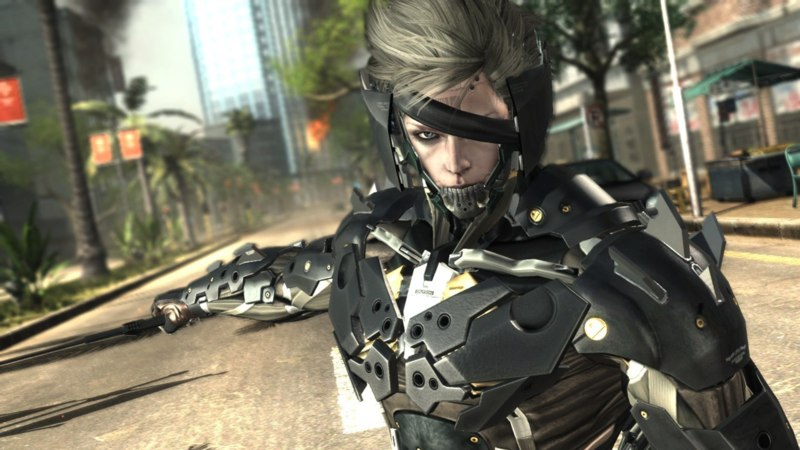 Metal Gear Rising: Revengeance Preview: There's Nothing Metal Gear About It